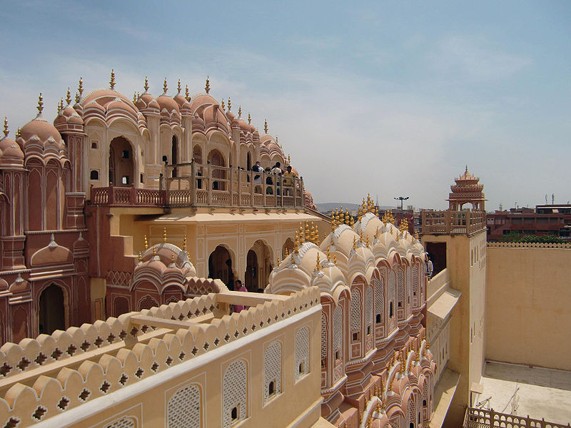 Golden Triangle And Palaces India Tour